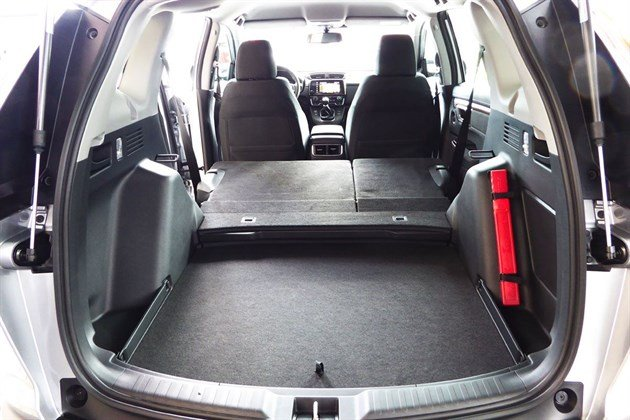 Honda CR-V 2018 5-seat Load 5