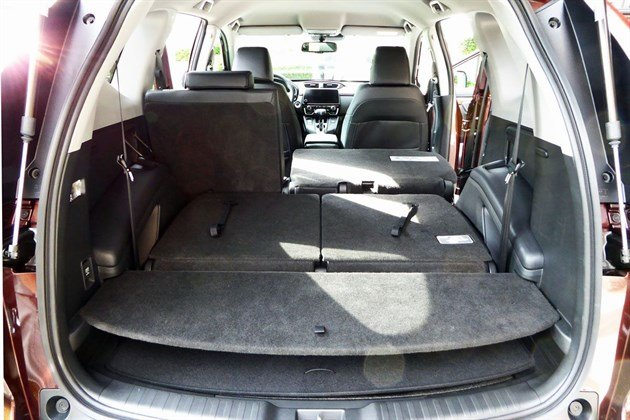 Honda CR-V 2018 7-seat Load 4