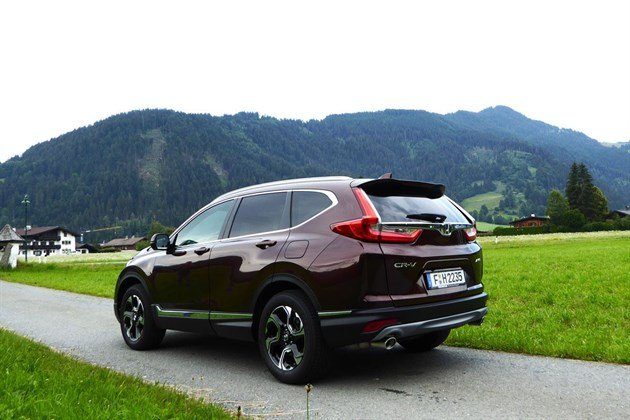 Honda CR-V 2018 7-seat R34 Mountains 1