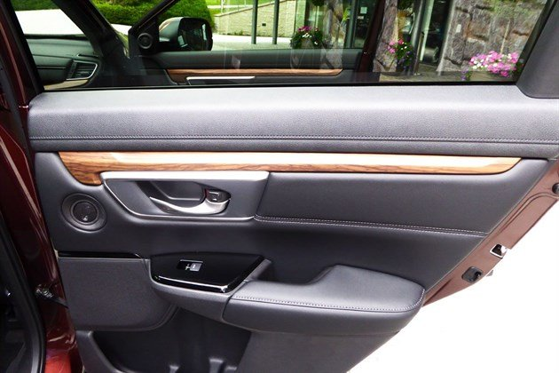 Honda CR-V 2018 7-seat Wood Door Trim