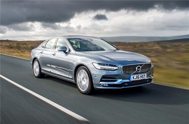 Volvo S90 F34 Speed