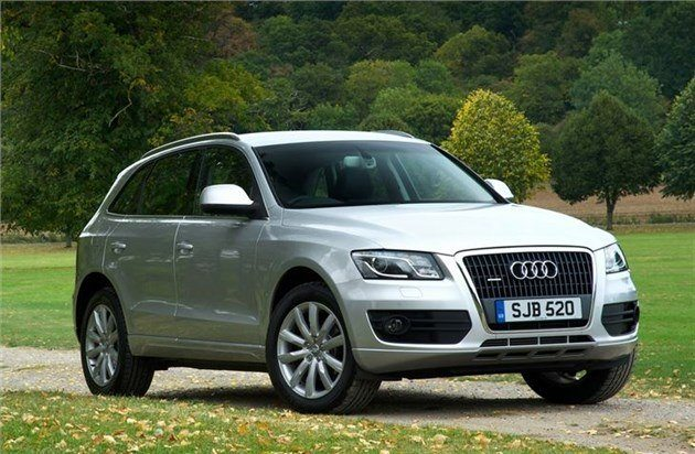 Audi Q5 F34 Non Dating Plate