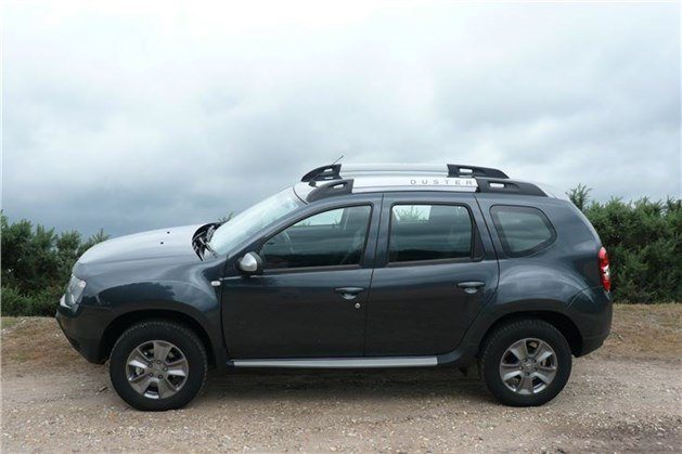 Dacia Duster TCe 125side