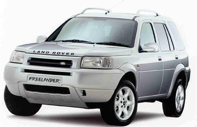 Land Rover Fldr 1999 5dr F34