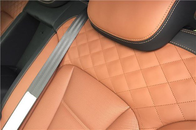 Ssang Yong Rexton G4 2017 Quilted Leather