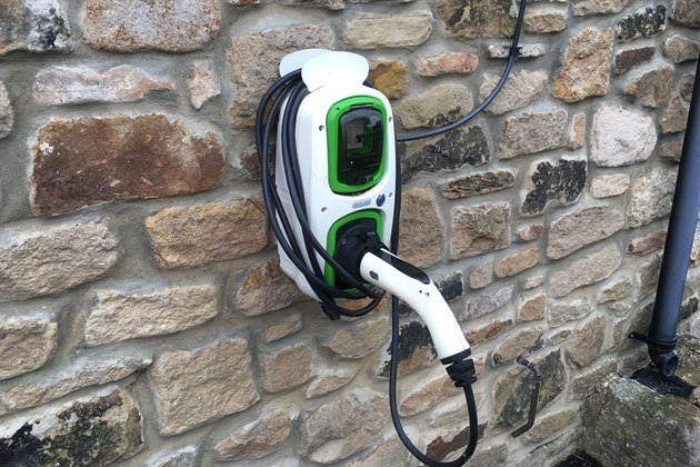 Wall Charging Socket For EVs