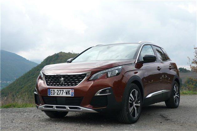 Peugeot 3008 Bronze F34 Mountains