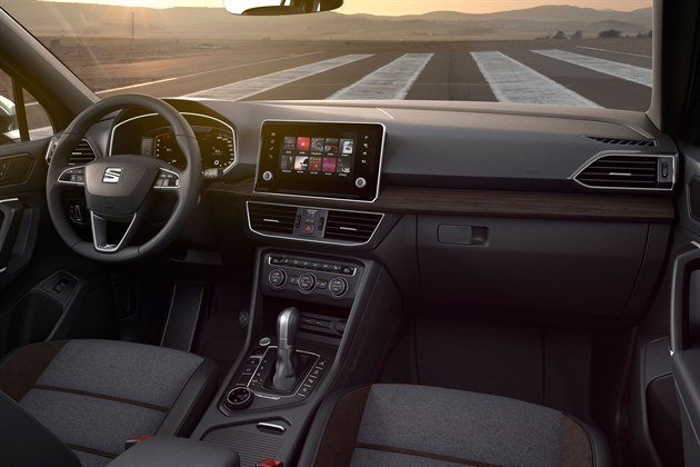 seat tarraco revealed seven seat suv rivals skoda kodiaq motoring news honest john. Black Bedroom Furniture Sets. Home Design Ideas
