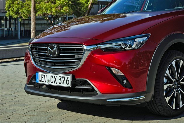 Mazda CX-3 2019 New Front