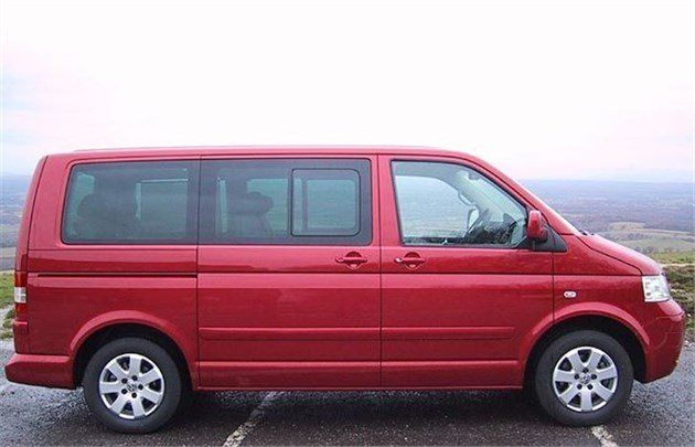 Photo VW T5 Caravelle 2003 Side