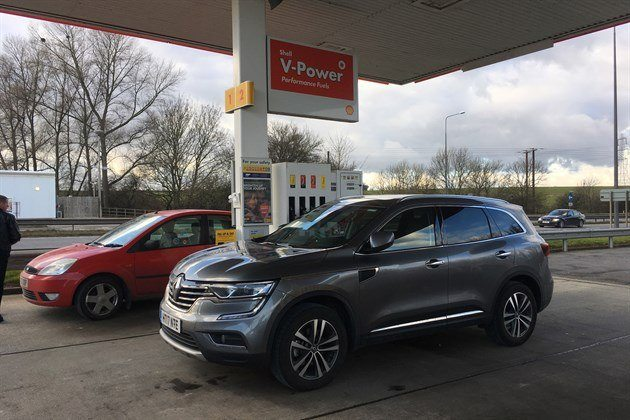 Renault Koleos LT High Brough Moor Shell