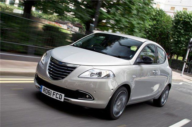 Chrysler Ypsilon F34 Road