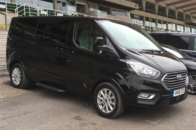 Ford Transit Tourneo 2018 F34