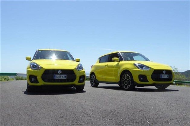 Suzuki Swift Sport 2018 Pair