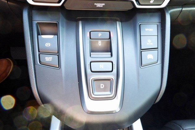 Honda CR-V Hybrid 2019 Gearshift Panel