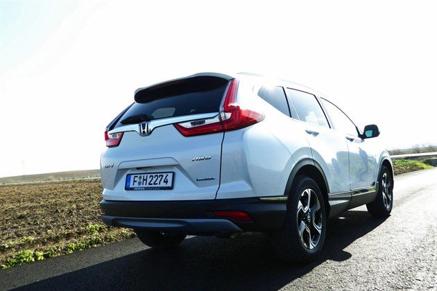 Honda CR-V Hybrid 2019 R34 Country