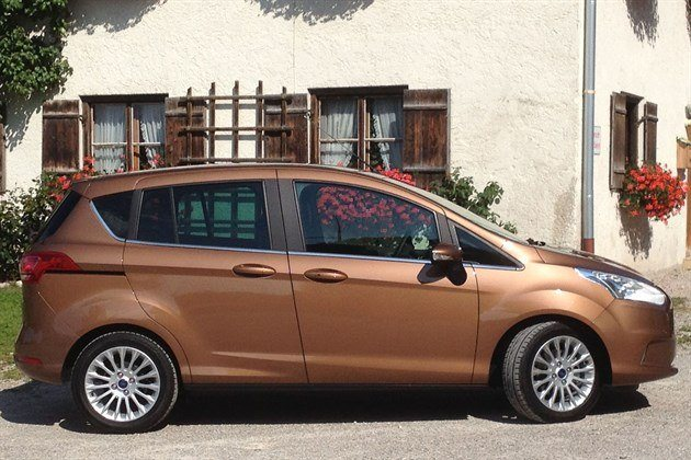 Ford B Max T3 Side Low Res