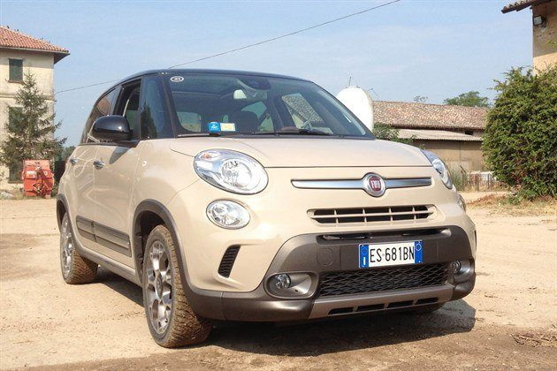 FIAT 500 Trekking F34 Farmyard Low Res