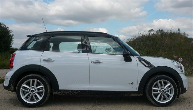 MINI Count T3 Side 700