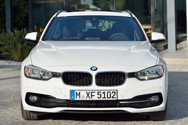 BMW F30 3-Series 2015 Revamp Front