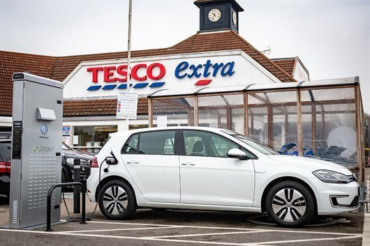 Tesco Vw Charging