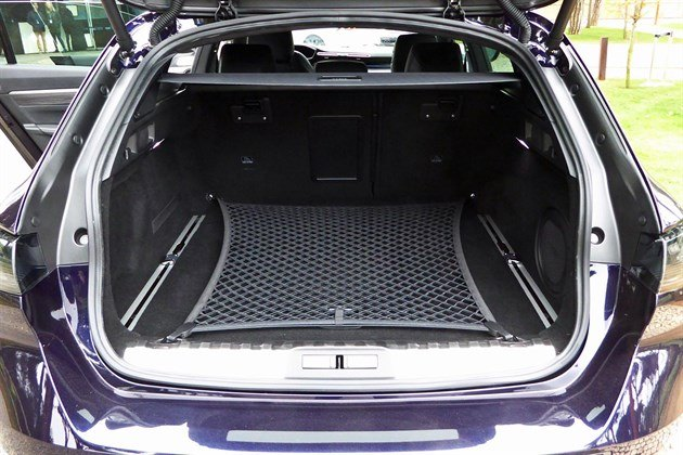 Peugeot 508SW 2019 Load 2 (cover Up)