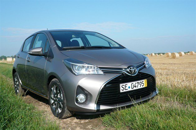 Toyota Yaris 2014 F34 Lead