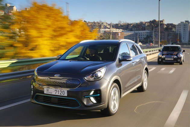 KIA E -Niro 2019 F34 City Bush MINI (1)