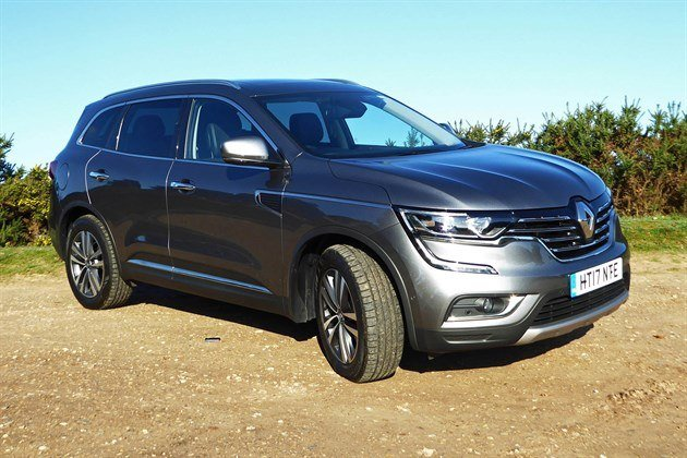 Renault Koleos LT F34 3 Mirrors Out