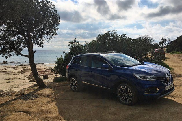 Renault Kadjar 2019 F34 Beach 2nd Best