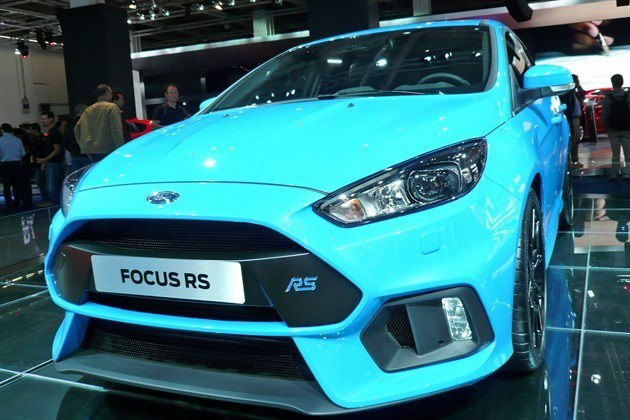Ford Focus RS F34