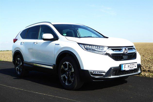 Honda CR-V Hybrid 2019 F34-2 Country Best