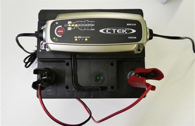 CTEK Float Charger
