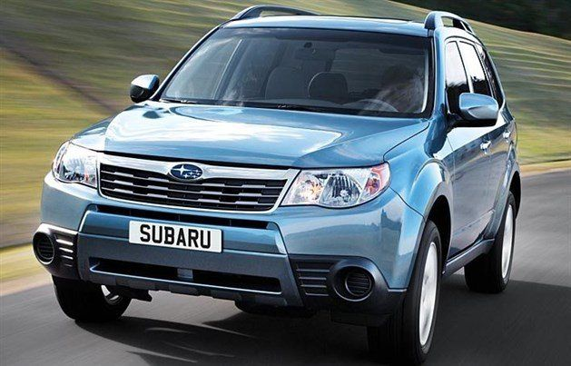 Sub Forester 08 Blue Front 700