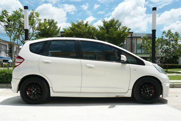 Honda Jazz Our Car Side Copy