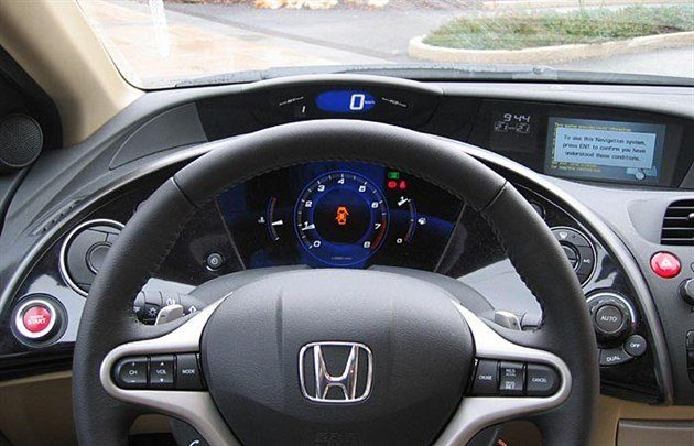 Hon Civic 06 Dash 700