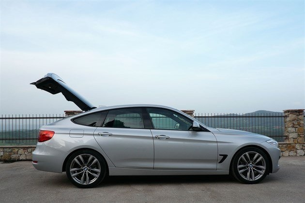 BMW F34 3 Gran Turismo Side Open