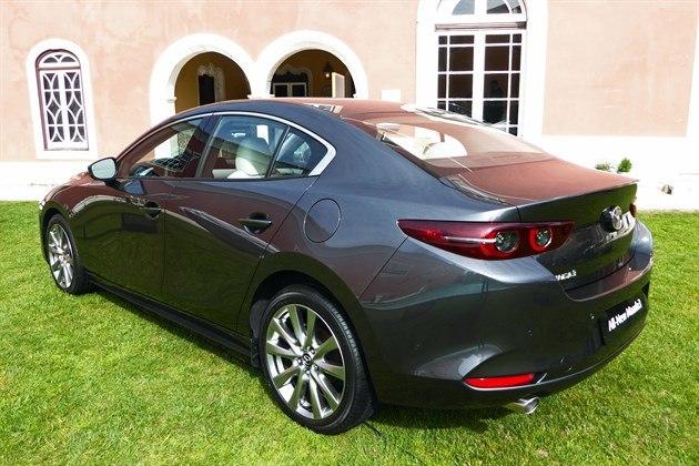 Mazda 3 2019 Road Test Road Tests Honest John