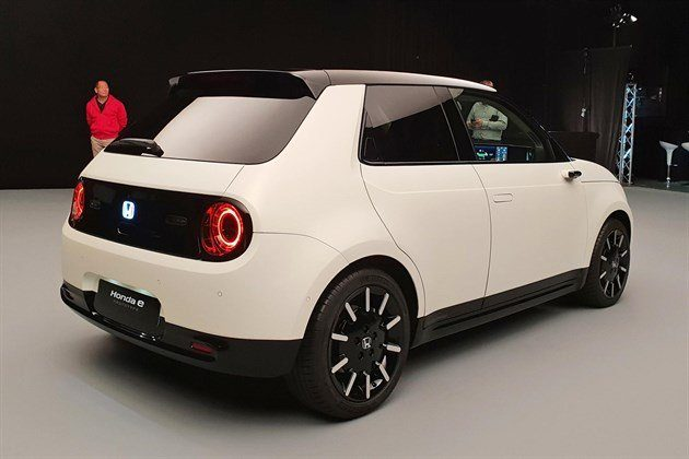 Honda e Prototype is a production-bound Urban EV for Europe