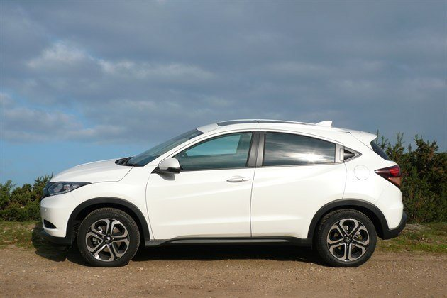 Honda HRV LT Side