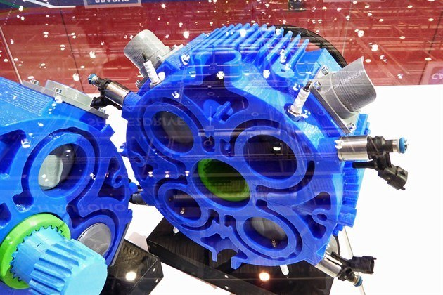 Saudi Aramco Achates Power Opposed Piston Engine 3