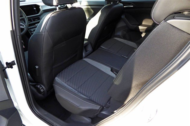 VW T-Cross 2019 Rear Seat Forward