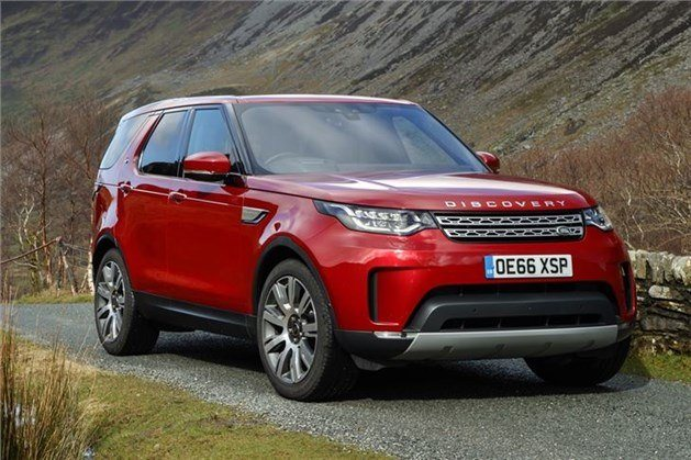 Land Rover Discovery V F34