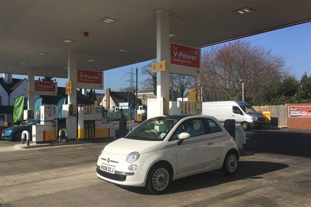 FIAT 500 RO0 New Shell Station (1)
