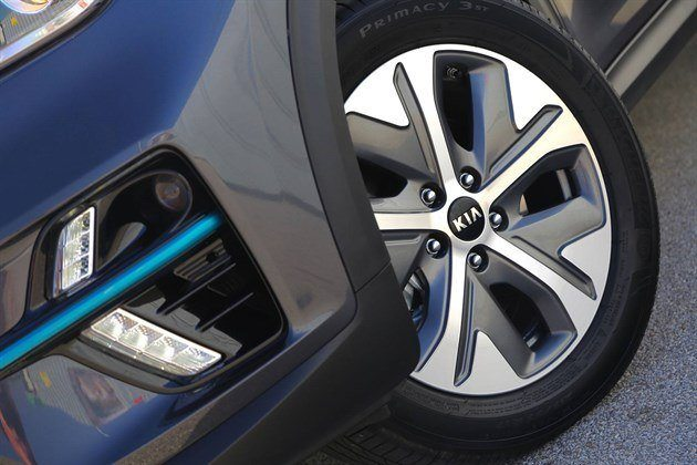 KIA E Niro 2019 Wheel