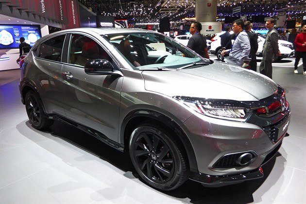 Honda HR-V TC 2019 F34