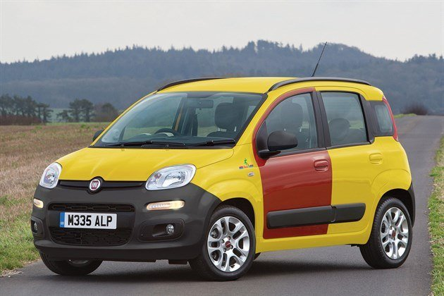 FIAT Panda Hawaii Inbetweeners Car