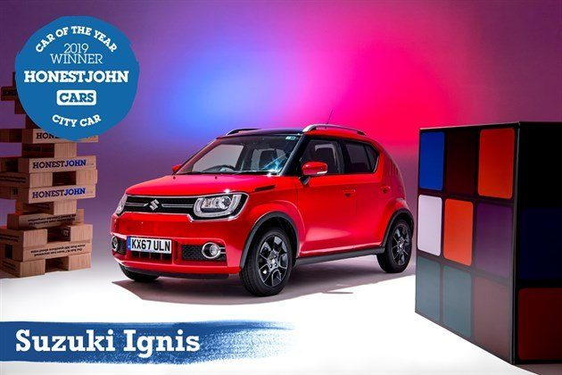 City Car Ignis