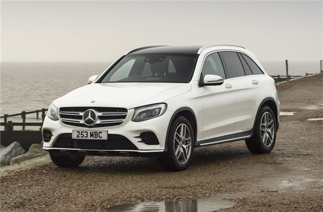 MB GLC F34 White Seafront