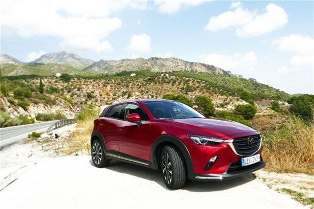 Mazda CX-3 2019 F34- Ong Lead